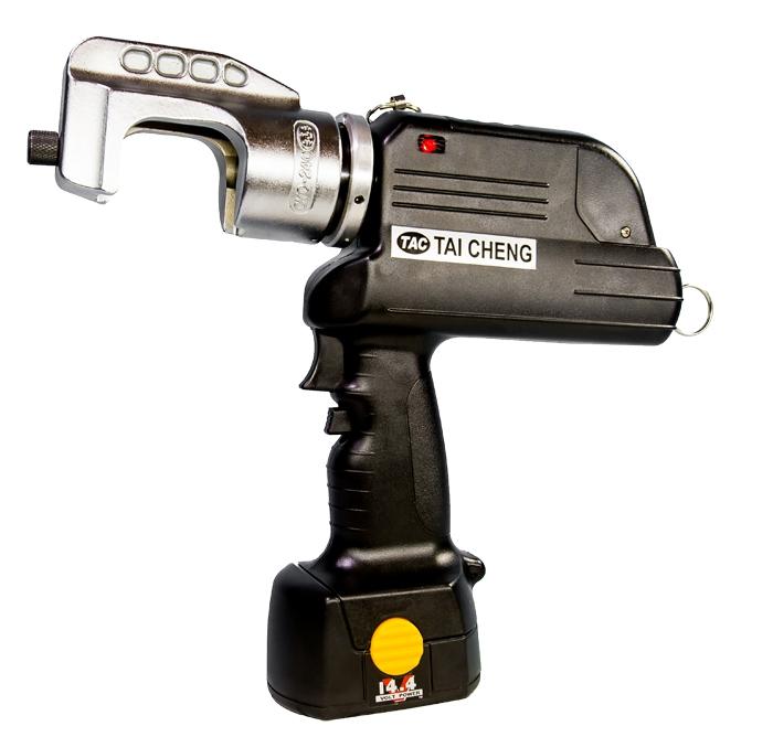 Dụng Cụ Bấm Cos Thủy Lực Dùng Pin REC-250C